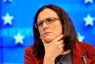 Geoana la intalnirea cu Malstrom: 2011, anul aderarii la Schengen