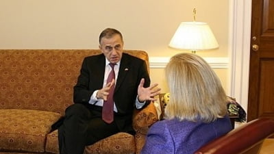 Geoana recunoaste ca a pledat la Washington pentru functia de secretar general NATO