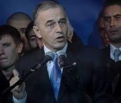 Geoana vrea partid inscris la tribunal pana in martie - surse (Video)
