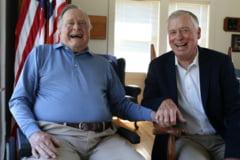 George Bush: Trump este un fanfaron. Am votat cu Hillary Clinton