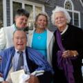 George Bush Sr., martor la o casatorie de lesbiene