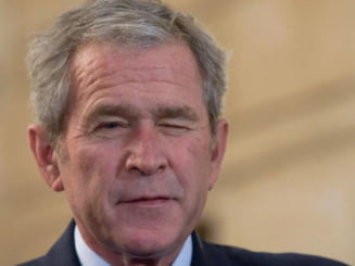 George Bush isi anuleaza vizita in Elvetia, din cauza protestelor
