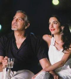 George Clooney a devenit tata. Sotia sa a nascut gemeni