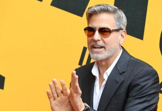 George Clooney il descrie pe Viktor Orban drept un exemplu al furiei si al urii. Guvernul Ungariei: A preluat mesajul lui George Soros