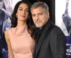 George Clooney se teme pentru sotia lui, dupa ce Amal s-a pus cu Statul Islamic