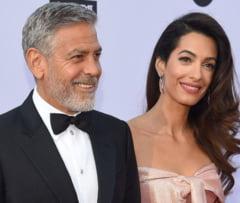 George Clooney si sotia sa, nascuta in Liban, au donat 100.000 de dolari pentru sprijinul celor afectati de exploziile din Beirut
