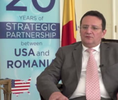 George Maior, ambasadorul roman in SUA, despre cum a fost obtinuta intalnirea cu Trump si ce va urma