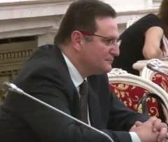 George Maior, audiat la Senat: Tariceanu l-a primit cu jigniri si atacuri, ambasadorul s-a aparat cu argumente (Video)