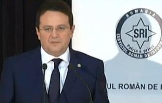 George Maior a prezentat bilantul SRI pe 2013: Coruptia ramane o vulnerabilitate a statului roman