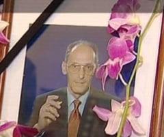 George Pruteanu a fost inmormantat la Cimitirul Bellu