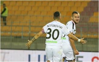 George Puscas, al treilea meci la rand cu gol marcat in Serie B. Poate fi titularul Romaniei in partida cu Suedia, in drumul catre EURO (Video)