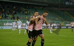 George Puscas a fost exclus din lotul lui Palermo - presa