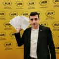 """George Simion: """"Negocierile cu AUR anuntate de Ciolacu pentru o motiune de cenzura nu au avut loc niciodata"""""""