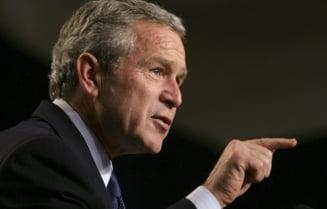 George W. Bush anunta ca fratele sau isi doreste presedintia SUA