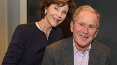"""George W.Bush, mesaj răscolitor la 20 de ani după atentatele de la 11 septembrie 2001: """"Forţe ale răului par să acţioneze"""""""