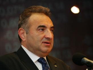 Georgescu anunta negocieri cu FMI si contesta cifrele guvernului Ungureanu