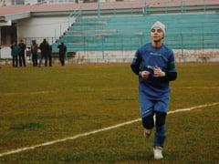 Georgiana Onea - sportiva din Paunesti care practica fotbalul de performanta la clubul FC Onesti, a murit in aceasta noapte