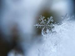 Ger la Miercurea Ciuc: minus 11,7 grade, noaptea trecuta. A fost cea mai scazuta temperatura din zonele locuite ale Romaniei