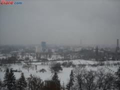 Ger napraznic in ultima zi din an: minus 29,8 de grade la Intorsura Buzaului. Ce ne asteapta de Revelion