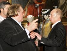 Gerard Depardieu a primit cetatenia rusa