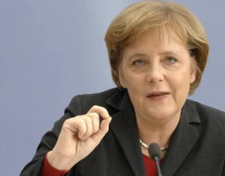 Germania: Angela Merkel si ministrii sai si-au majorat salariile