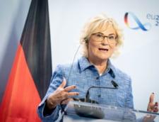 Germania: Ministerul Justitiei, tinta unui val de critici dupa ce a feminizat titulaturi intr-un important proiect de lege