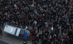 Germania: Oras blocat de marsuri ale radicalilor islamisti