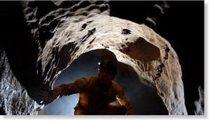 Germania, impanzita de tuneluri secrete. Exista o lume subpamanteana?