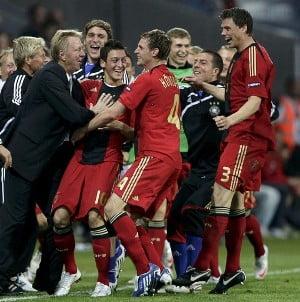 Germania a castigat Campionatul European UNDER 21
