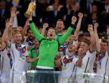 Germania a castigat Cupa Mondiala 2014 - LIVE