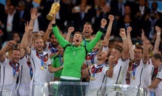 Germania a castigat Cupa Mondiala 2014
