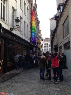 Germania a legalizat casatoriile gay. Merkel a votat impotriva, desi a spus ca a fost impresionata de un cuplu de lesbiene