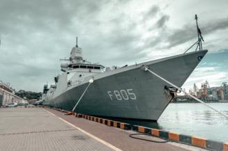 Germania a trimis o navă de război în Marea Chinei de Sud ca să dea un avertisment regimului de la Beijing