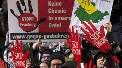 Germania abandoneaza gazele de sist in urmatorii 7 ani