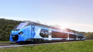 Germania construieste a doua statie mondiala de alimentare cu hidrogen destinata trenurilor