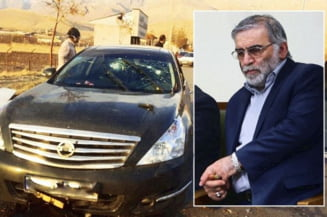 Germania indeamna toate partile sa dea dovada de retinere dupa asasinarea omului de stiinta iranian