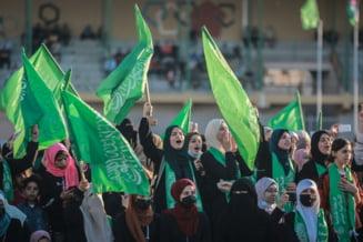 Germania interzice drapelele Hamas si PKK