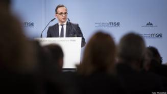 Germania respinge apelul americanilor de a rupe acordul cu Iranul