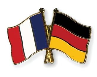 Germania si Franta au depasit asteptarile