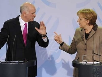 Germania sustine un plan dur, dar riscant, de salvare a Greciei