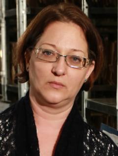 "Germina Nagat, membru in colegiul CNSAS: ""Suntem somati sa concediem angajatii care critica miscarea legionara. Primim amenintari cu moartea"""
