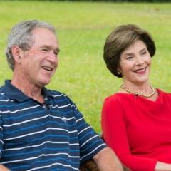 Geroge W. Bush, cel mai tare pe Wikipedia