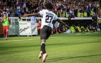 Gervinho marcheaza pentru Parma un gol fenomenal, care aduce aminte de reusita lui Maradona din 1986 (Video)