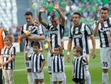 Gest de aur al lui Juventus Torino