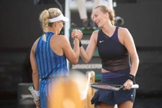 Gest de mare campioana: ce face Petra Kvitova cu banii castigati la Bad Homburg