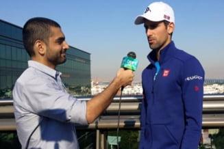 Gest de mare campion al lui Novak Djokovici: Le-a cerut scuze tuturor jucatoarelor de tenis