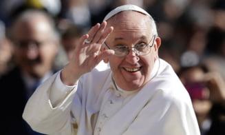 Gest fara precedent al Papei Francisc: S-a adresat ateilor in discursul de Craciun