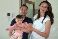 Gest impresionant al familiei Sanmartean pentru politistul bistritean bolnav de leucemie!