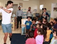 Gest minunat facut de Novak Djokovici - cati bani a donat