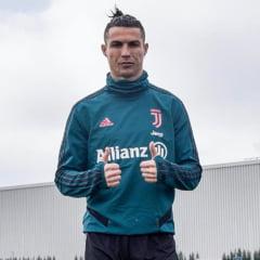Gest superb facut de Cristiano Ronaldo in timpul pandemiei de coronavirus